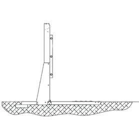 Toi Pool Kieselsteine 550x120 8345