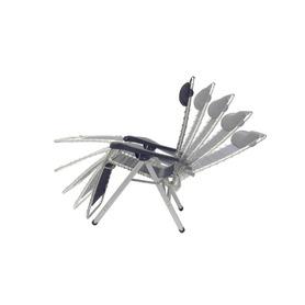 Liegestuhl Air Deluxe große Relax elastisch und compact Kopfteil