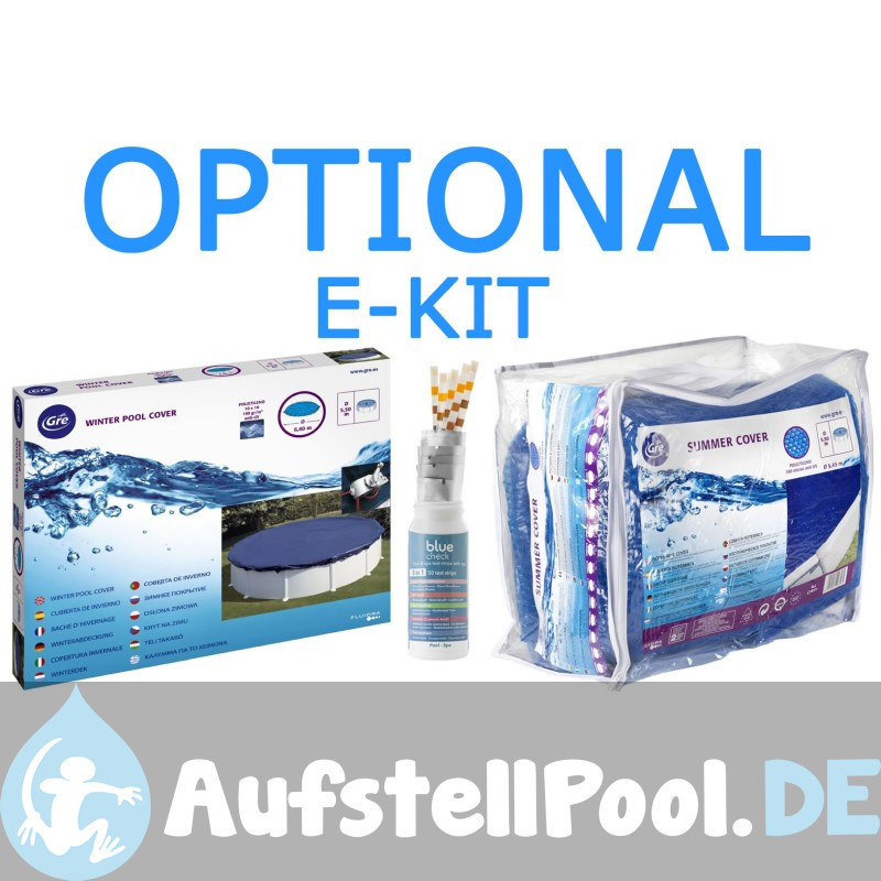 Gre Pool Fidji 240x120 KIT240ECO