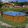 Gre Pool Cerdeña 500x300x120 KIT500PO