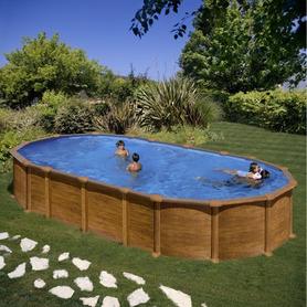 Gre Pool Santorini 610x375x132 KITPROV6188PO