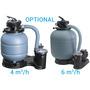 Gre Pool Kea 460x120 KIT460GF