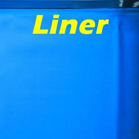 Toi Pool Silber Oval 730x366x120
