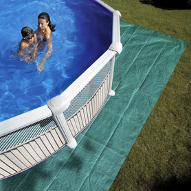 Tragbarer Whirlpool Pool Bubble Toi 4843