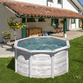 Gre Pool Granada 500x300x132 KITPROV508GF