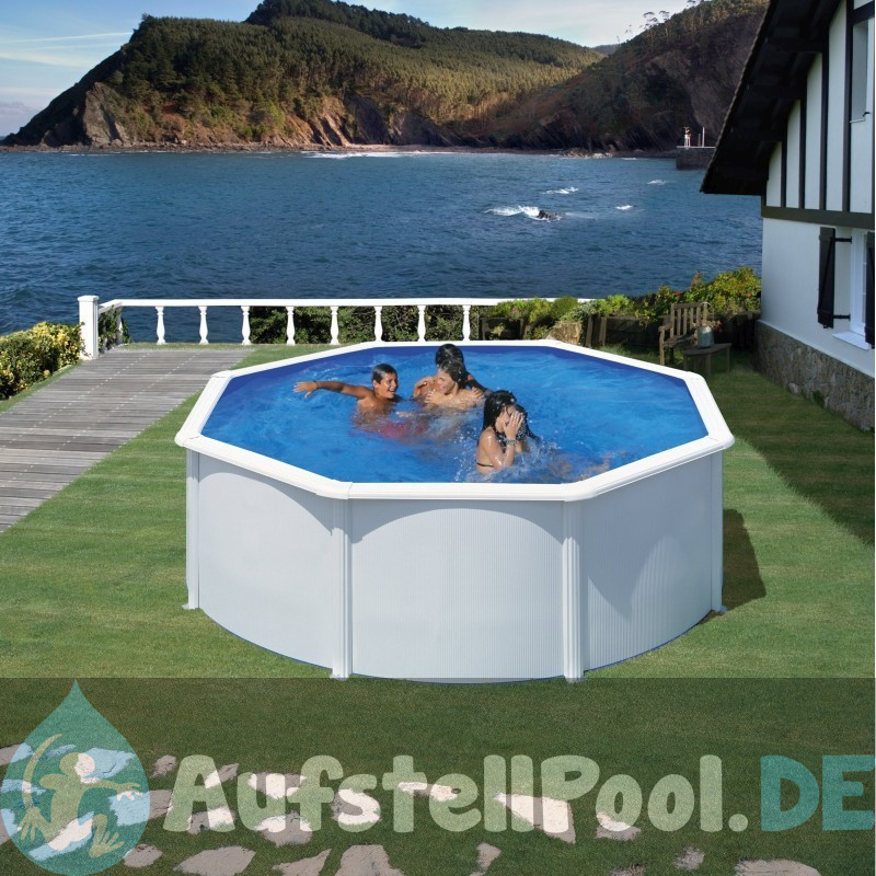 Gre Pool Fidji 460x120 KIT460ECO