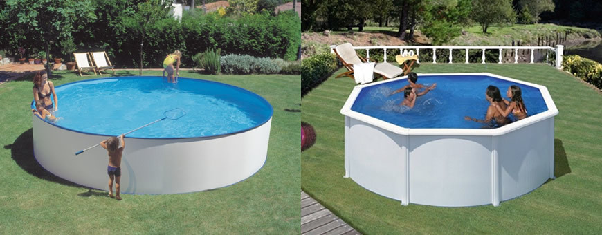 Pools im Angebot