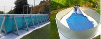 Gebrauchte Pools