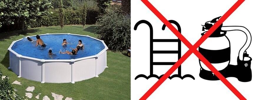 Gre Pools nach Maß