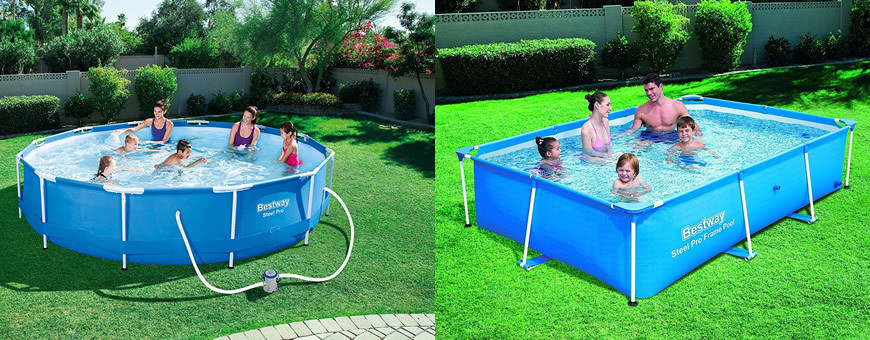 BestWay Steel Pro Pools