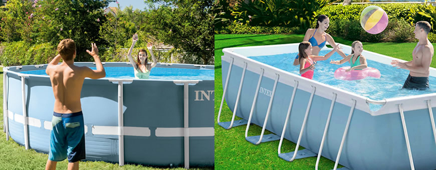 Intex Prisma Frame Pools