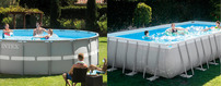 Intex Ultra Frame Pools