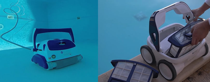 Gre Poolroboter