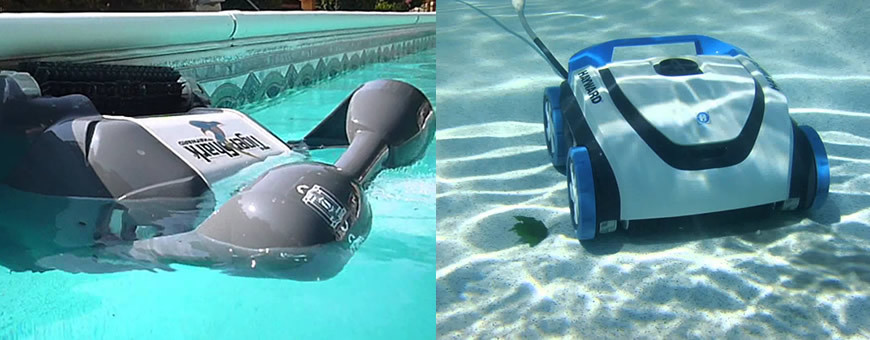 Hayward Poolroboter
