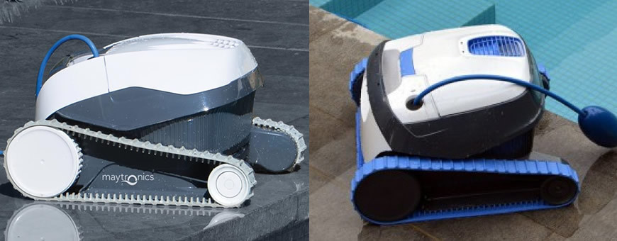 Maytronics Poolroboter