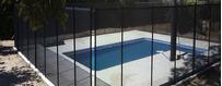 Pool Zäune