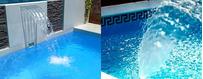 Pool Brunnen